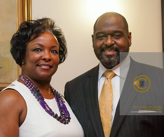 Board Chair LaVerne Council and President Tillman
